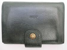 -AUTHENTIQUE portefeuille/porte-monnaie BREE cuir  TBEG vintage