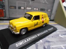 SIMCA Aronde Messagere Fruite Kombi IXO Altaya Atlas Sonderpreis 1:43