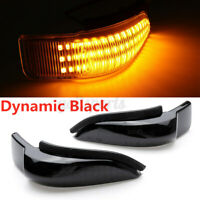Dynamic LED Side Rear Mirror Repeater Indicator Light  For Toyota Coroll