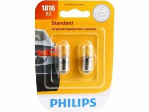 For 1985-1988 Ford EXP Dome Light Bulb Philips 66754CF 1986 1987