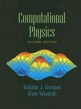 Computational Physics 2nd edition - Hisao Nakanishi and Nicholas J. Giordano