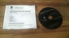 CD Indie Frank Black - Devil's Workshop (11 Song) Promo COOKING VINYL sc Pixies