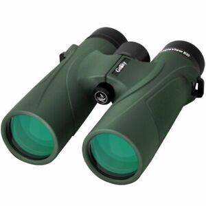 Gosky EagleView 8x42 ED Glass Waterproof Binoculars with Phone Adapter