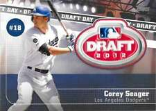 2020 Topps Series 2 Draft Day Medallion #DDM-CS Corey Seager - Dodgers
