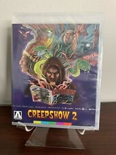 Creepshow 2 (Special Edition Blu-ray, 2016) Factory Sealed.