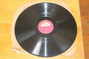 "J.M. Sanroma & Orchestra 78 rpm HMV 12"" Concerto In A Minor Grieg Tchaikovsky"