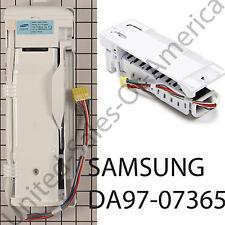 Refrigerator Ice Maker Part Samsung Da97-07365G Assembly Aw-Pj 9 Cubes White New