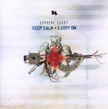 SUPREME COURT Keep Calm + Carry On CD 2009