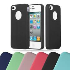 Silicone Case for Apple iPhone 4 / 4S Shock Proof Cover Candy TPU Bumper
