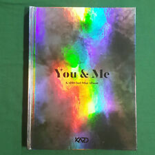 [Pre-Owned/ No Photocard] Kard 2nd Mini Album You & Me  - CD/ Booklet