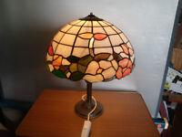 Tischlampe im Tiffany-Stil D: ca 41cm