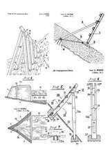 Lawinenschutzzaun, Auffangnetz für Lawinen, 1250 S.