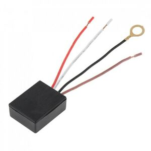 3 Way Touch Light Sensor Switch Control For Lamp Desk Bulb Dimmer Repair