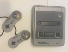 Nintendo Super FAMICOM NTSC-J Japanese Console With Two Controllers japan snes