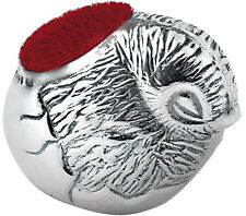 SMALL BIRD PIN CUSHION STERLING SILVER 925 HALLMARKED NEW FROM ARI D NORMAN