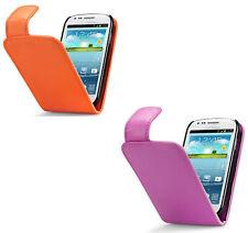 PU Leather Flip Case Cover For Samsung Galaxy S3 Mini i8190