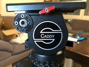 Sachtler Caddy Fluid Head 100mm Ball
