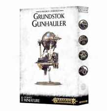 Kharadron Overlords Gunhauler Games Workshop Age of Sigmar Warhammer Dwarf Zwerg