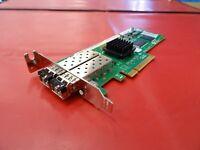 LSI LSI7204EP-LC Dual-Port Fibre-Channel HBA PCI-E X8 Card w//Full Height Bracket