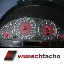 """Tachoscheibe für BMW E38-E39/E53/X5  """"Rote Nova""""   Benziner"""