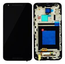 Premium pantalla LCD Pantalla Táctil Digitalizador cristal + marco para LG Google Nexus 5x