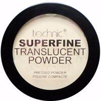 Technic Superfine Translucent Pressed Face Powder Matte Make Up  # 27711