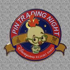 Chicken Little Pin Trading Night Pin - DISNEY LE 400  - Paris - DLP
