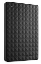 Hard disk esterni neri portatile Seagate