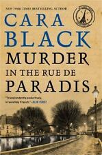 Murder in the Rue de Paradis (Aimee Leduc Investigations, No. 8), Cara Black, Go