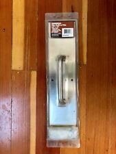 """New Tell Commercial Pull Plate for Door 3.5""""x15"""" Us32D Satin Stainless Dt1000067"""