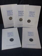 Biblio Theca Sacra: Set of 5 Quarterly Magazines (January 1991 - March 1992)