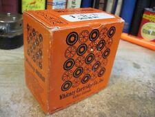 WHITNEY CARTRIDGE CO CORTEZ COLORADO empty 12 GA SHOTGUN SHELL box ORIGINAL