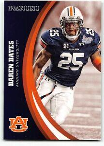 2016 Panini Collegiate Auburn Team Collection Trading Card #39 Daren Bates