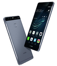 "Huawei P9 grau LTE Android Smartphone 5,2"" Display ohne Simlock 12 Megapixel"