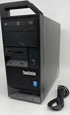 Lenovo E32 Server Desktop Intel Xeon E3-1245 v3 @ 3.4GHz 16GB RAM 256GB SSD