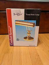 Comfort Series Brass Piano Desk Lamp - New
