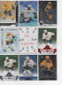 Nashville Predators * SERIAL #'d Rookies Autos Jerseys  ALL CARDS ARE GOOD CARDS
