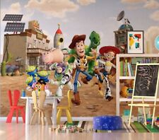 Disney wall mural wallpaper children's bedroom Toy Story PREMIUM photo wall