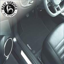 "Original VW Beetle Textilfußmatten-Set vorn + hinten ""Käfer"" 5C1061270C WGK NEU"