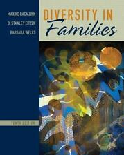 Diversity in Families by Barbara Wells, Maxine Baca Zinn and D. Stanley...