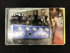 PreSonus HP4 - 4 Channel Headphone Amplifier