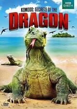 The Natural World: Komodo - Secrets of the Dragon (DVD, 2014) SKU 1894
