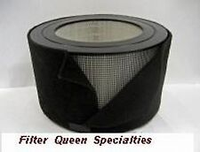 FILTER  QUEEN  DEFENDER 360-4000  HEPA  AIR   FILTER  & CHARCOAL WRAP COMBO
