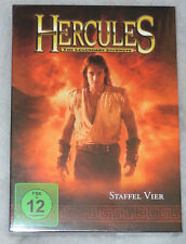 Hercules: The Legendary Journeys - Season 4 Four DVD Box Set - NEW & SEALED