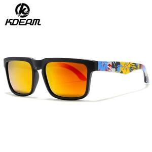 Gafas de sol Polarizadas, Kdeam KD2501 C9 HD, UV 400, Polarized Sunglasses