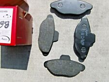 BRAKE PADS FOR FIAT CINQUENTO