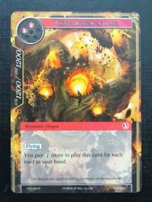 Force of Will Cards: FLAME DRAGON OF ALTEA R # 26G6
