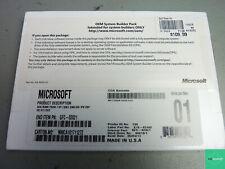 Microsoft Windows 7 Home Premium - OEM System Builder Pack - 32 bit - New Sealed