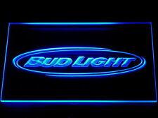 Bud Light Beer Bar LED Neon Sign Home Man Cave Decor 001-B