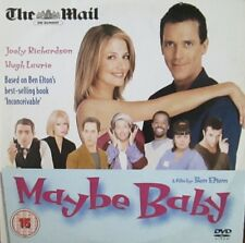 MAYBE BABY DVD JOELY RICHARDSON HUGH LAURIE JOANNA LUMLEY ADRIAN LESTER